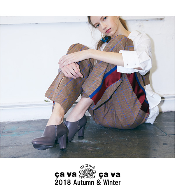 cavacava SHOP THE LOOKBOOK 2018 A/W